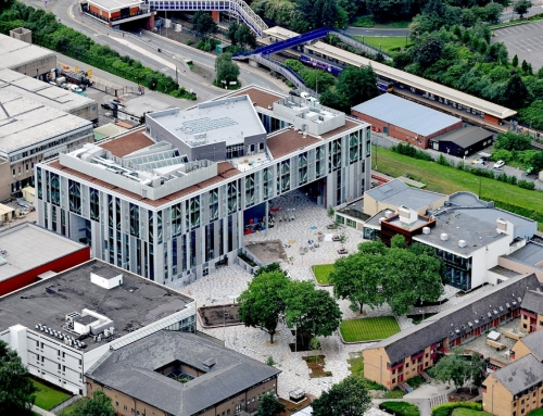 Completion of Salford Gateway Project