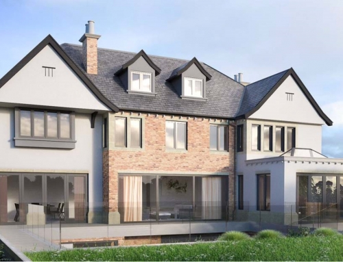 Planning Approval – House in Hale
